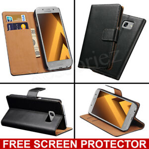 Case Cover For Samsung Galaxy A3 A5 2015 Flip Leather Wallet Card Holder
