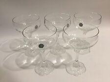 Rosenthal Classic Rose Monbijou 5x Champagnerschale/Sektschale selten Edle Luxus