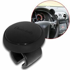 Zento Deals Car Steering Wheel Spinner Driver Handle ABS Silicone Grip-Safe Knob