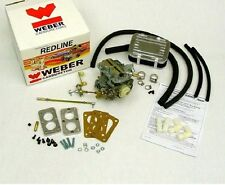 Weber Carburetor KIT 38 DGES Electric Choke fits Nissan Pickup 83-85 Z24