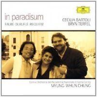 CECILIA BARTOLI/BRYN TERFEL/MYUNG-WHUN CHUNG - IN PARADISUM  CD  16 TRACKS  NEW!