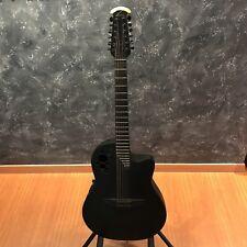 Ovation Elite-T 6758t 12 String Acoustic Guitar
