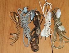 5 interrupteur ancien pour lampes