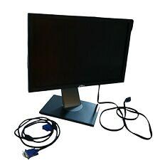 "Dell Widescreen LCD Monitor P1911t 19"" 1440x900 Swivel Stand Cord VGA Cable"