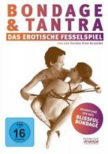 MARLEN AMALION - BONDAGE UND TANTRA-DAS EROTISCHE FESSELSPIEL  DVDS FILME NEU