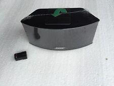 1 New Bose Jewel Horizontal Cube Speaker Black. Lifestyle 48,v35,535. + Adapter
