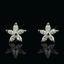 Handmade Alloy Diamond Stud Fashion Earrings