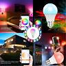 E27 WiFi Remote Control Smart LED Bulb Light For Echo Alexa Google Home NH5E