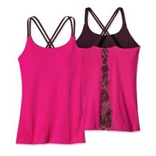 Patagonia Cross Back Tank - Radiant Magenta - Extra Small - RRP £35