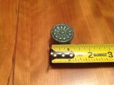 Belwith P531VM Green Metal Cabinet Knob Pull New Old Stock Free Shipping