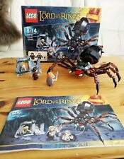 LEGO Lord Of The Rings 9470 Shelob Attack Complete, Box & Instructions Included