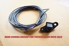 TOYOTA HILUX REVO GENUINE BACKUP CAMERA COME WITH SET CABLE CONNECTOR