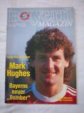 Orig.PRG   1.Bundesliga  1987/88   FC BAYERN MÜNCHEN - BAYER 04 LEVERKUSEN ! TOP