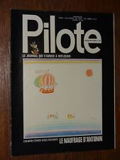 PILOTE n°670 - 7 Septembre 1972