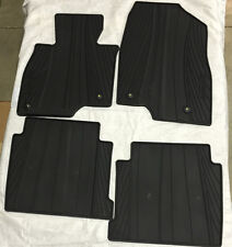 2014 - 2020 Mazda 6 all weather floor mats oem new free shipping !!