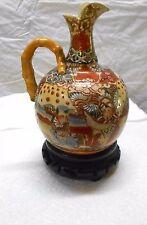 Satsuma Ware Teapot (Japan) Meiji Period, 1868-1912
