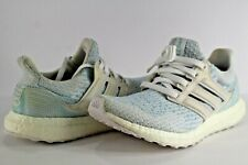 6bf261faf7d73 Adidas UltraBoost Parley 3.0 White Pale Blue Size 6 SP9685