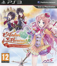 Atelier Meruru The Apprentice Of Arlan PS3 Playstation 3 IT IMPORT NIS AMERICA