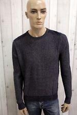 MARLBORO CLASSICS Maglione Uomo Taglia XL Cotone Casual Pull Pullover Sweater