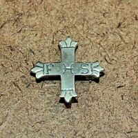 James Avery Sterling Silver Friars of the Holy Spirit Cross Pin/Pendant [089WEI]