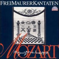 Wolfgang Amadeus Mozart (1756-1791) • Freimaurerkantaten CD