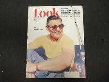 1949 DECEMBER 20 LOOK MAGAZINE - CLARK GABLE - GREAT PHOTOS & ADS - ST 2846