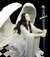 Anne Stokes BLESSING Guadian Angel Fairy Decor Statue Sculpture