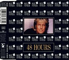 Blue System 48 hours (1990) [Maxi-CD]