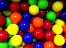 "Color Sour 1"" Jawbreakers 4 Lbs Bulk Vending Machine Hard Candy New Candies"