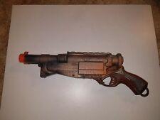 Custom Nerf N-Strike Barrel Break IX-2 Double Barrel Shotgun Dart Gun costume