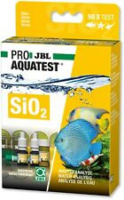 JBL SiO2 Silicate Test Set Kit Algae & Diatom Control Fresh Water & Marine Tank