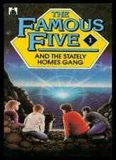 The Famous Five and the Stately Homes Gang (Knight Books),Claude Voilier, John