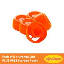 Sinchies 3pc Child Safe Anti-choke Lids