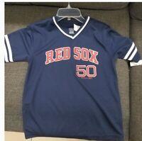 *NWT* Mookie Betts Kids Jersey Boston Red Sox Navy Size XS