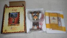 MIB Efteling Laaf Collection Log Picture Frame Gnome Figurine Terra Lavartica