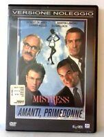 "MISTRESS AMANTI, PRIMEDONNE ""Robert De Niro"" - DVD USATO"