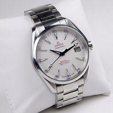 Omega Seamaster Aqua Terra 8500 Stainless Steel Bracelet Wristwatch #9676