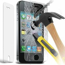 100% Tough Tempered Glass Film Screen Protector for Apple Iphone 4 4S