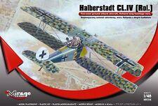 Halberstadt CL.IV [Rol.] Rolland long fuselage, MIRAGE HOBBY 481314, SCALE 1/48