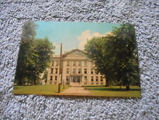 ( E ) POST CARD - CLAY COUNTY COURT HOUSE - BRAZIL INDIANA