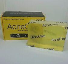 ACNE CARE Anti-Acne Soap 135g W/ Ace-B3, Tea Tree Oil, Glutathione, & Bio Sulfur