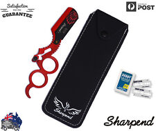 NEW BARBER SALON STRAIGHT CUT THROAT WET SHAVING RAZOR SHAVETTE RASOIRS RASOI
