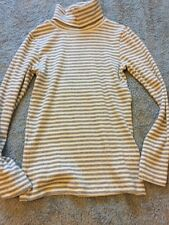 Girls Next Polo Neck Top Age 7 Years
