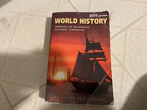 World History  2017 Edition - Preparing for the Advanced Placement Exam - AMSCO