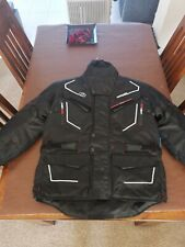 new mens oxford motorcycle jacket oslo 1.0 waterproof ce aproved textile