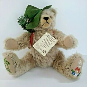 MAX HERMANN THE HAPPY WANDERER Mohair MUSICAL Limited Ed. 100th Birthday #10076