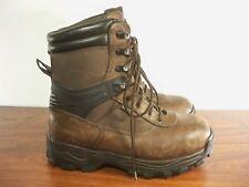 """8"""" Rocky 600 Gram #6486 Rebels Utility Pro Steel Toe Men's Leather Work Boots 10"""