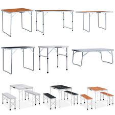Aluminium Klapptisch Campingtisch klappbarer Gartentisch Falttisch Partytisch~