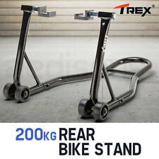 Trex ATOMSTTRXA79R 200kg Rear Motorcycle Stand
