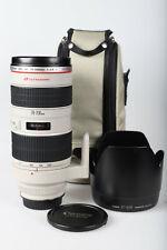 Canon EF 70-200mm / 2.8 L USM - Vom Fachhändler